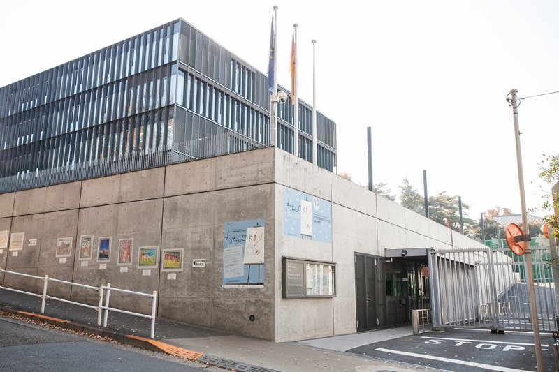 「ドイツ大使館」なも港区内にある