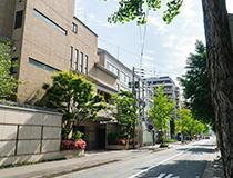 「福岡城」築城とともに発展した大濠公園エリア