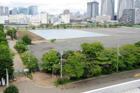 東京オリンピック・パラリンピック 選手村予定地