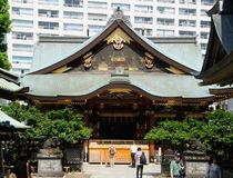 文京区湯島周辺に歴史の薫りを訪ねる