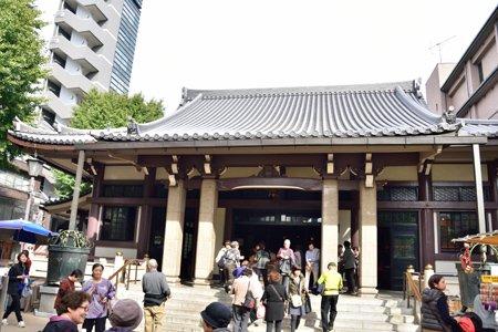 とげぬき地蔵尊 高岩寺