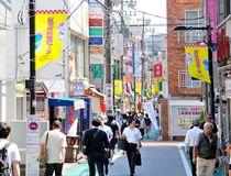 経堂エリア周辺の魅力あふれる商店街をめぐる