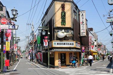 梅丘商店街