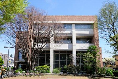 武蔵野市立中央図書館