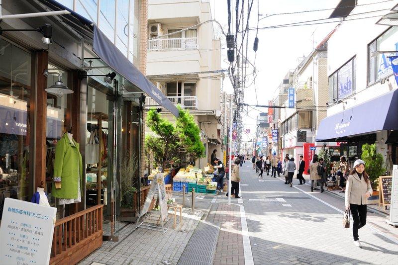 吉祥寺中道通り商店会