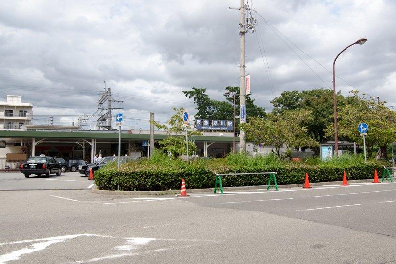 阪急神戸線と阪急甲陽線が乗り入れる「夙川」駅