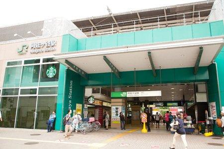 阿佐ケ谷駅