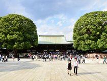 明治神宮と代々木公園の緑に抱かれた街