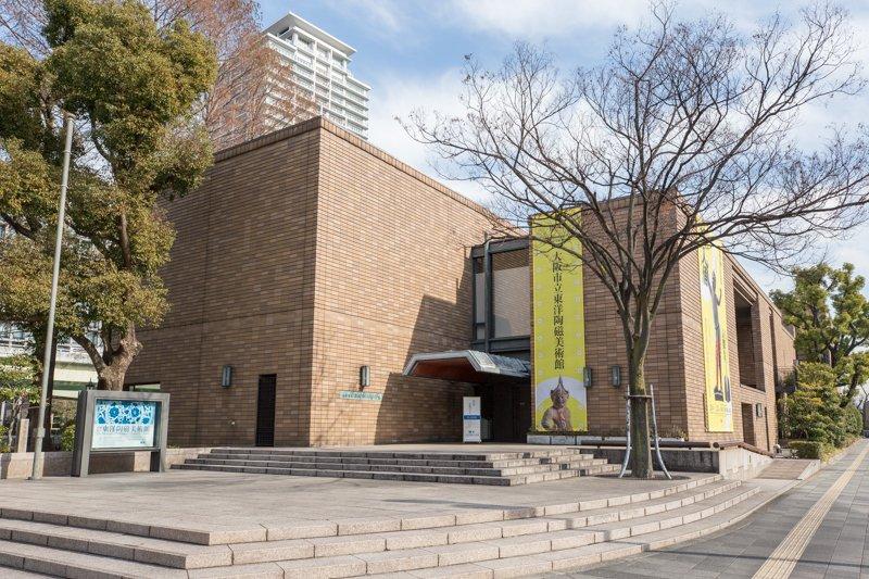 貴重な磁器を多数所蔵する「大阪市立東洋陶磁美術館」