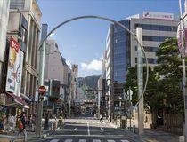 ハイカラな街、神戸三宮
