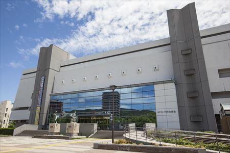 神戸市立中央体育館