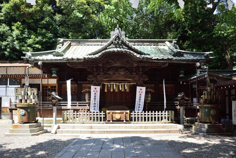 調神社(つきじんじゃ)
