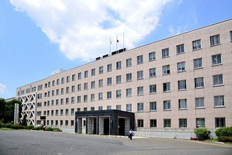 今も浦和には「埼玉県庁」が建つ